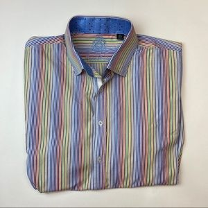 ENGLISH LAUNDRY XL DRESS SHIRT